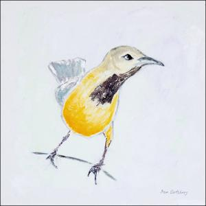 NEW Acrylic Painting Bullocks Oriole, By Ben Gertsberg